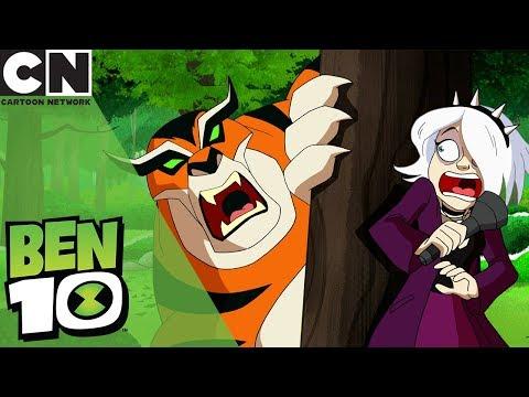 Ben 10 | Rath Confronts Charmcaster | Cartoon Network UK