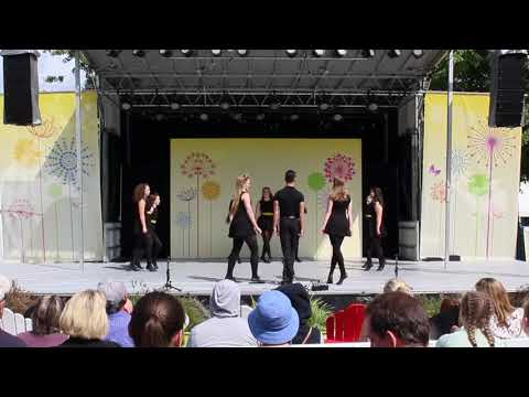 "Eire Born Irish Dance Co. performing to ""The Stubborn Mule"" at the PNE"