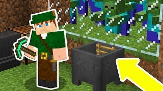 ESCONDERIJO SECRETO CONTRA APOCALIPSE ZUMBI NO MINECRAFT!! thumbnail