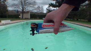 Mini Z Boat Yoggi Formula 1