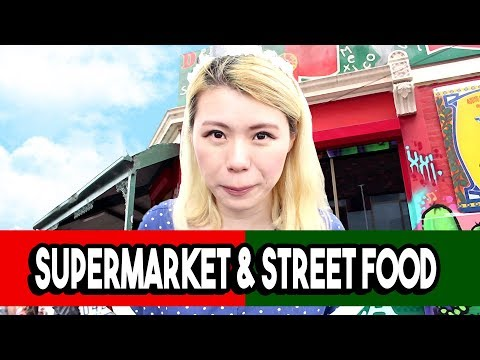 Chilean Street Food & Supermarket