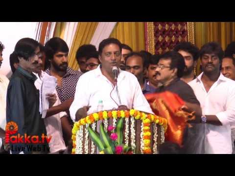 Actor Producer Prakash Raj speech at Film Producers council members Introductory