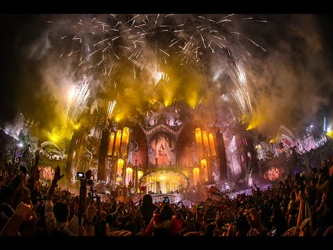 Tomorrowland 2015 | Axwell Λ Ingrosso