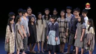 何明華會督中學 - Oliva英語音樂劇