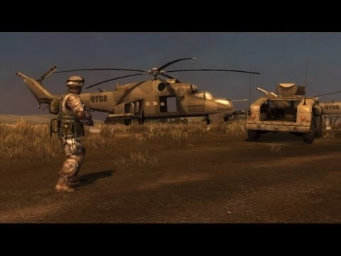 Battlefield 2: Modern Combat - Online Gameplay On PS2 - HQ