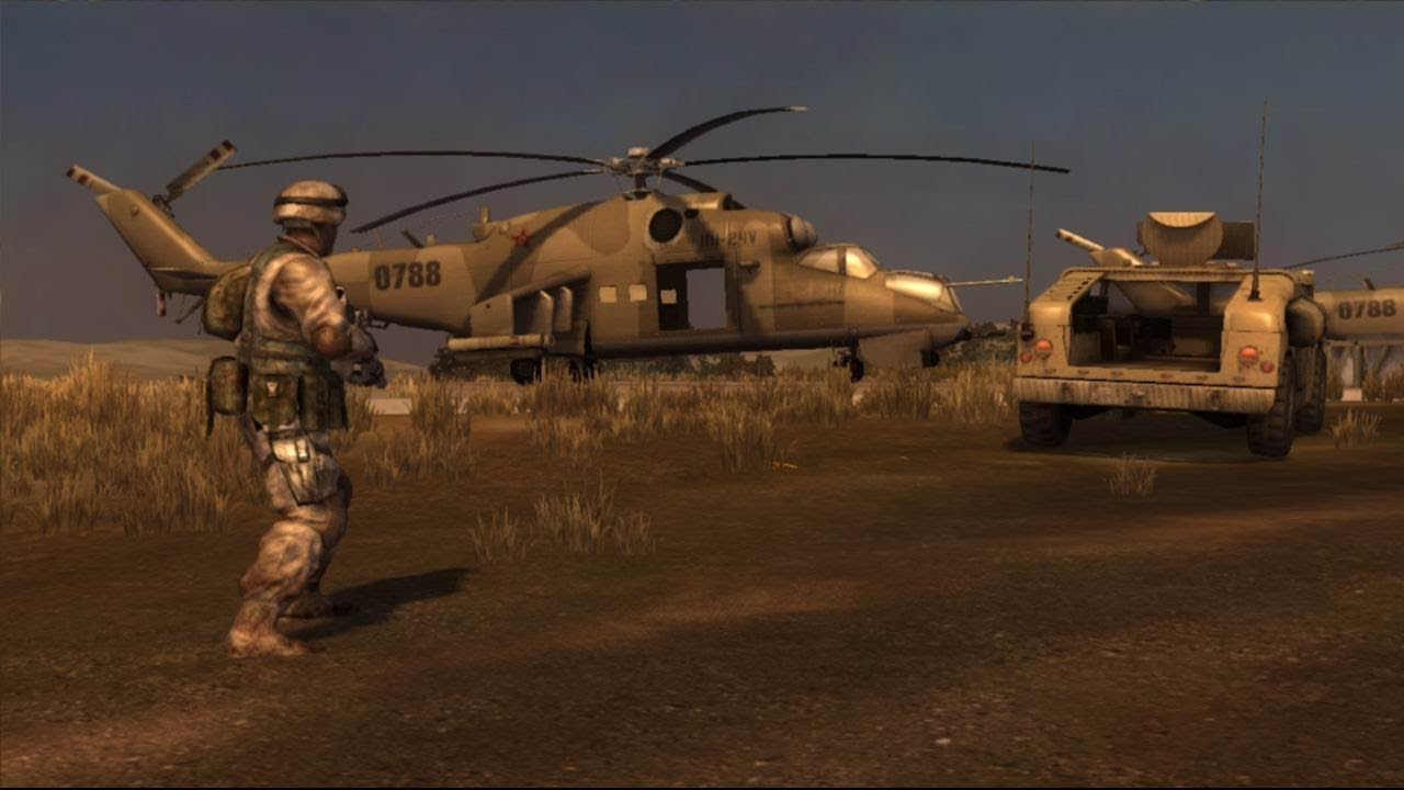 Battlefield 2 Modern Combat Online Gameplay On Ps2 Hq Youtube