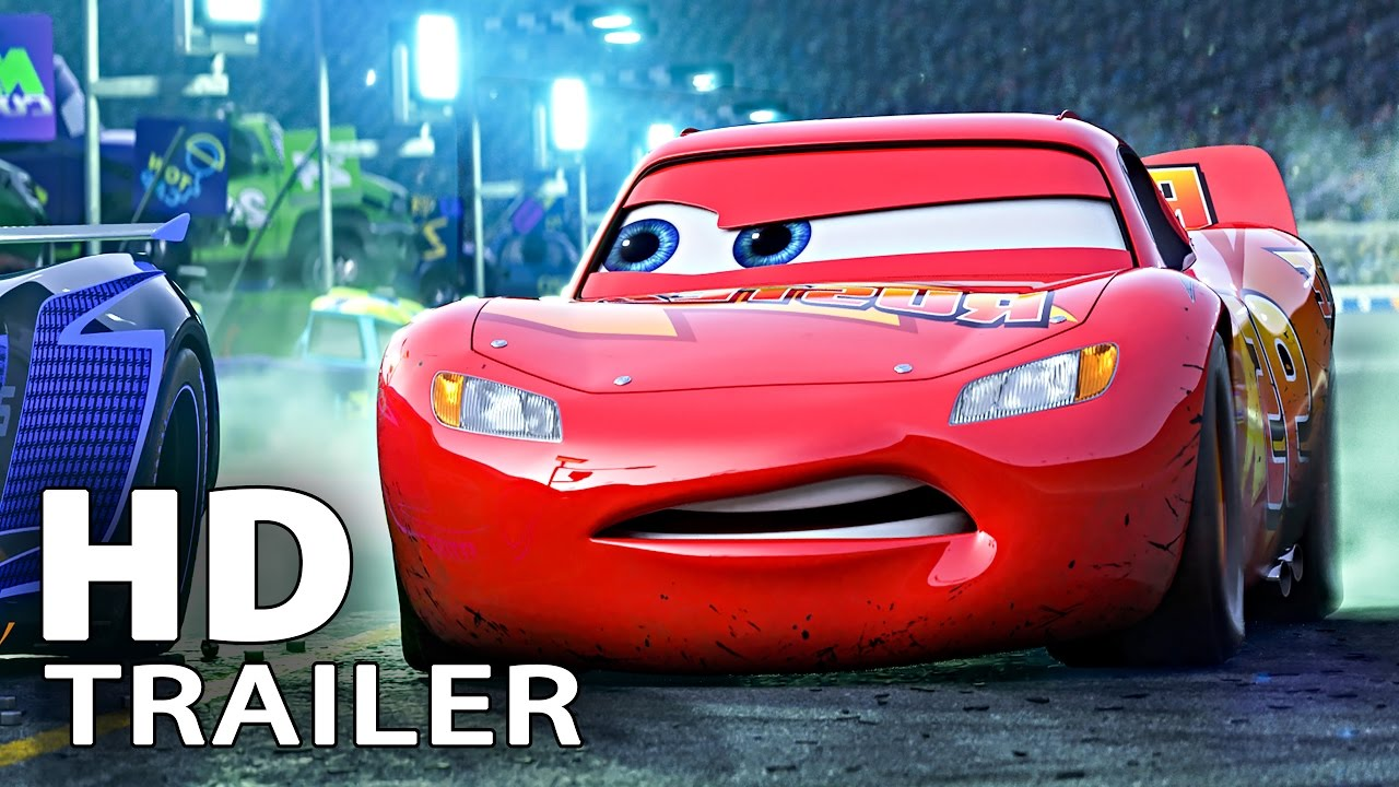 CARS 3 - ALL Trailers + Clips (2017)
