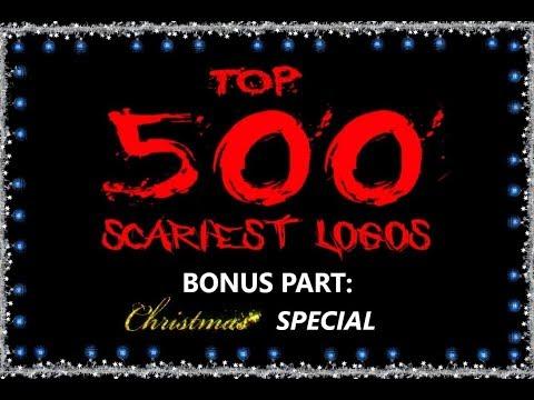 Top 500 Scariest Logos (Bonus Part:Christmas Special)