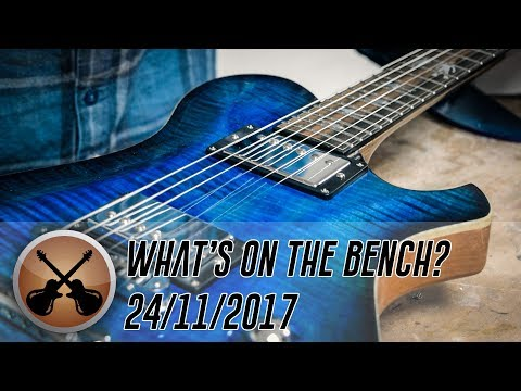 What's on the Bench? - 24.11.17