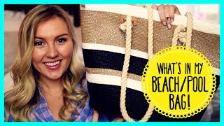 What's in my Beach/Pool Bag?! | Summer 2014 Thumbnail