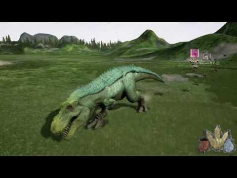 The Isle Hyperendocrin Rex Life