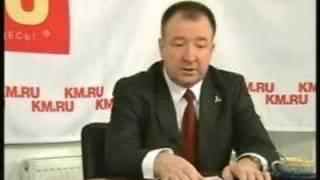 Игорь Панарин: «Информационные войны: технологии успеха»