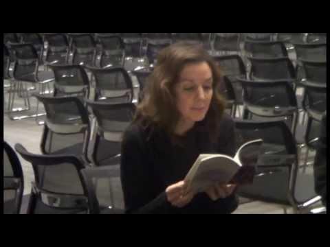 Hélène Cardona reading 3 poems from Dreaming My Animal Selves