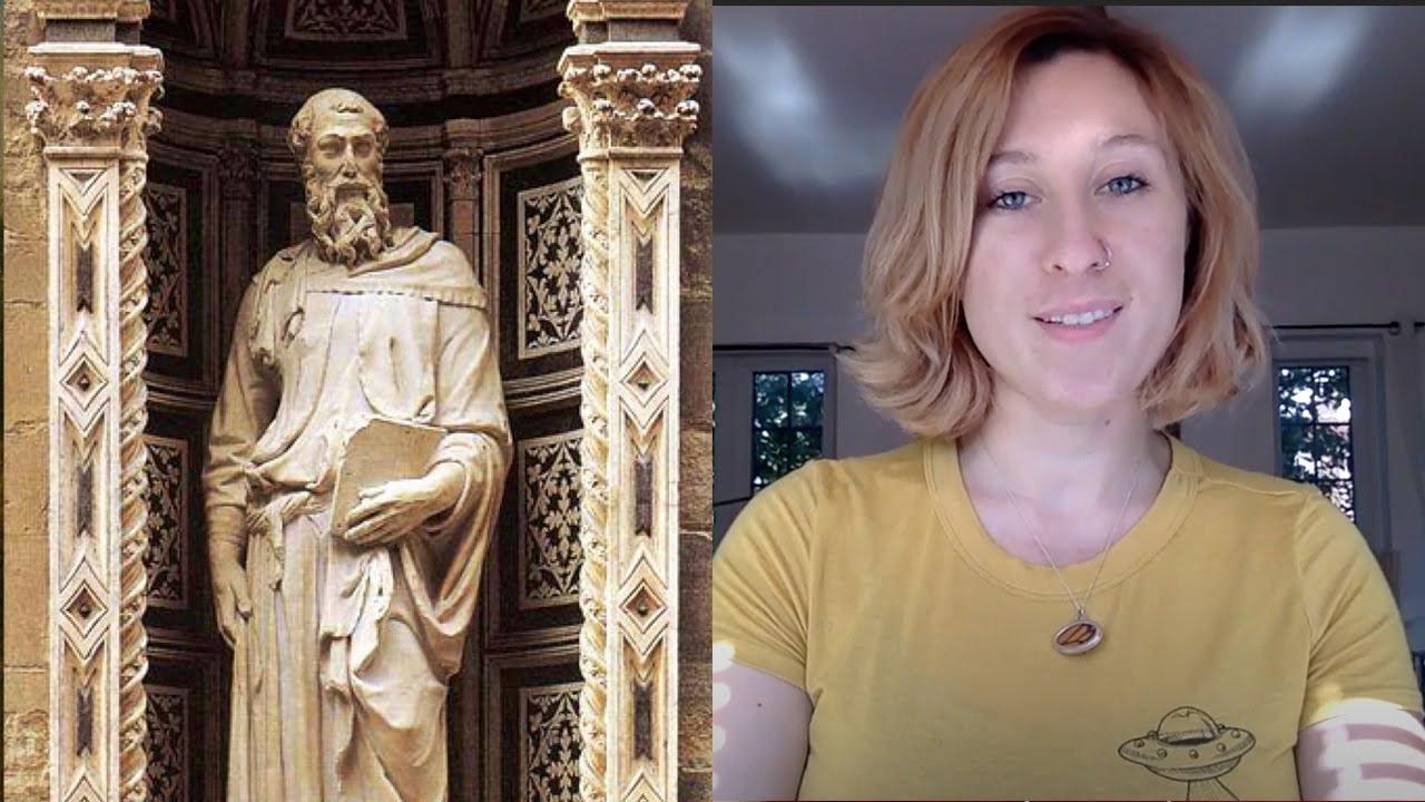 Download Art History Short on Donatello's Saint Mark sculpture- Early Renaissance