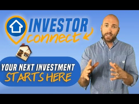 Investor Connect | Real Estate Investing Starts Here
