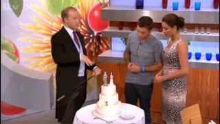 Wedding etiquette - Let's Do Lunch with Gino & Mel