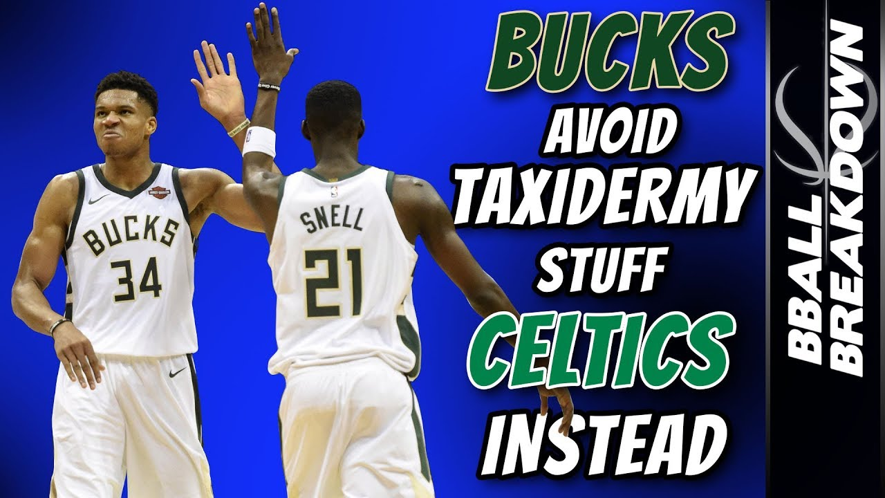 Boston Celtics vs. Milwaukee Bucks: bad Celtics offense leads to worse defense, and Bucks took full advantage