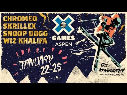 X Games Aspen Taking Over Jan. 22-25 - Winter X Games