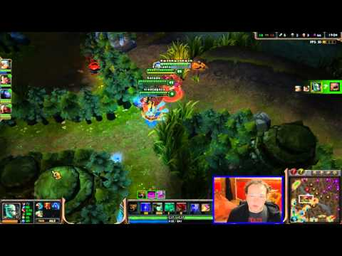 League Of Legends Season 3 Gameplay Fiddlesticks Jungle