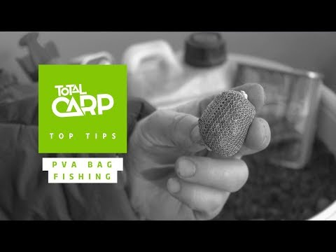 Top Tips - Ellis Brazier on PVA Bags