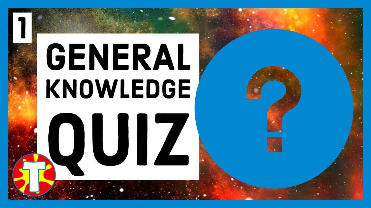 Trivia Quiz: General Knowledge Quiz #1