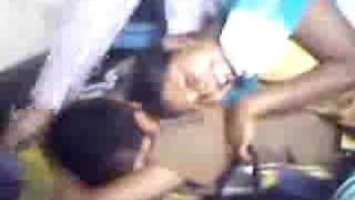 Repeat youtube video Mallu Aunty Real Scane With Boy
