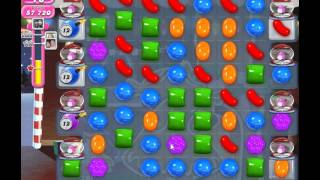 Candy Crush Level 265 - 3 Stars - No Boosters (Updated)