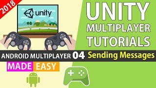 Unity Realtime Multiplayer Google Play Game Services (04)