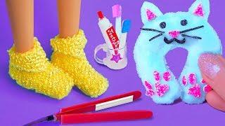 10 DIY Barbie Crafts ~ Cake, Backpack, Socks! and more