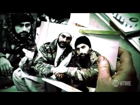 Homeland TV Series  The WAR on Terror
