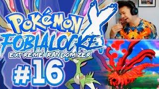 MI MALA SUERTE ES DE OTRO PLANETA - Pokémon X FOBIALOCKE #16