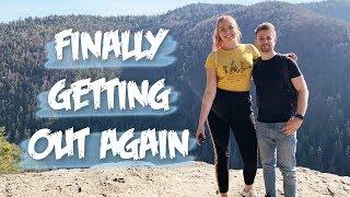 Exploring Slovakia: Nature trip to Tomašovský výhľad, Slovak Paradise/Slovenský raj (Couple Vlog)