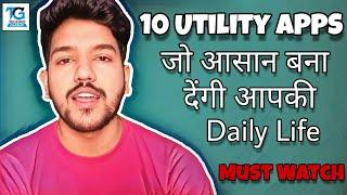 10 Must have utilities apps