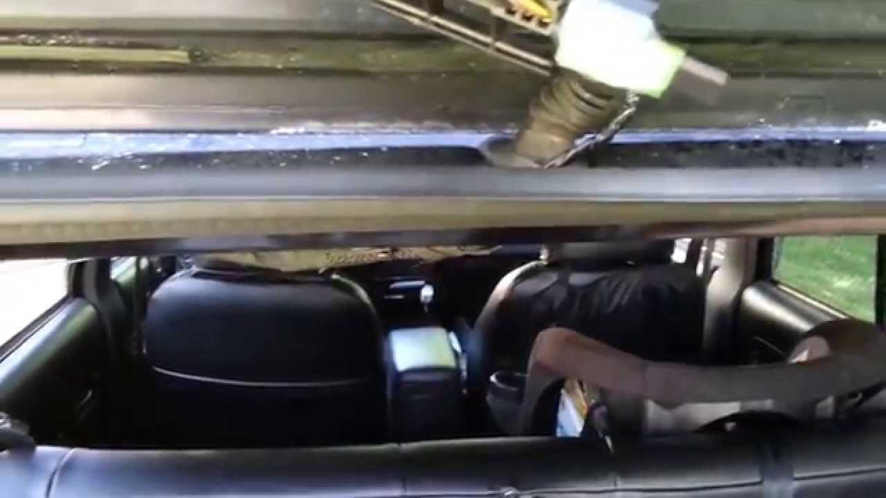 Fixing Rear Hatch Power Door Lock on a Jeep Cherokee YouTube