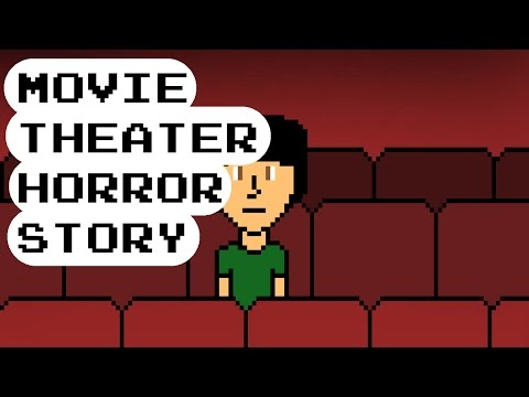 Movie Theater Horror Story (Animated) - Mr. Nightmare