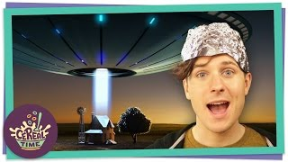 Hilarious Space & Alien Conspiracies | Cereal Time