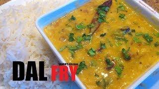 Dal Fry -  Easy Recipe Restaurant / Wedding Style