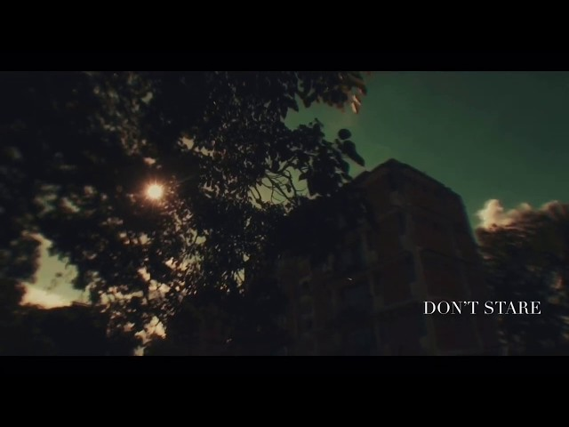 DON'T STARE (Horror Short Film Shot On Smartphone)