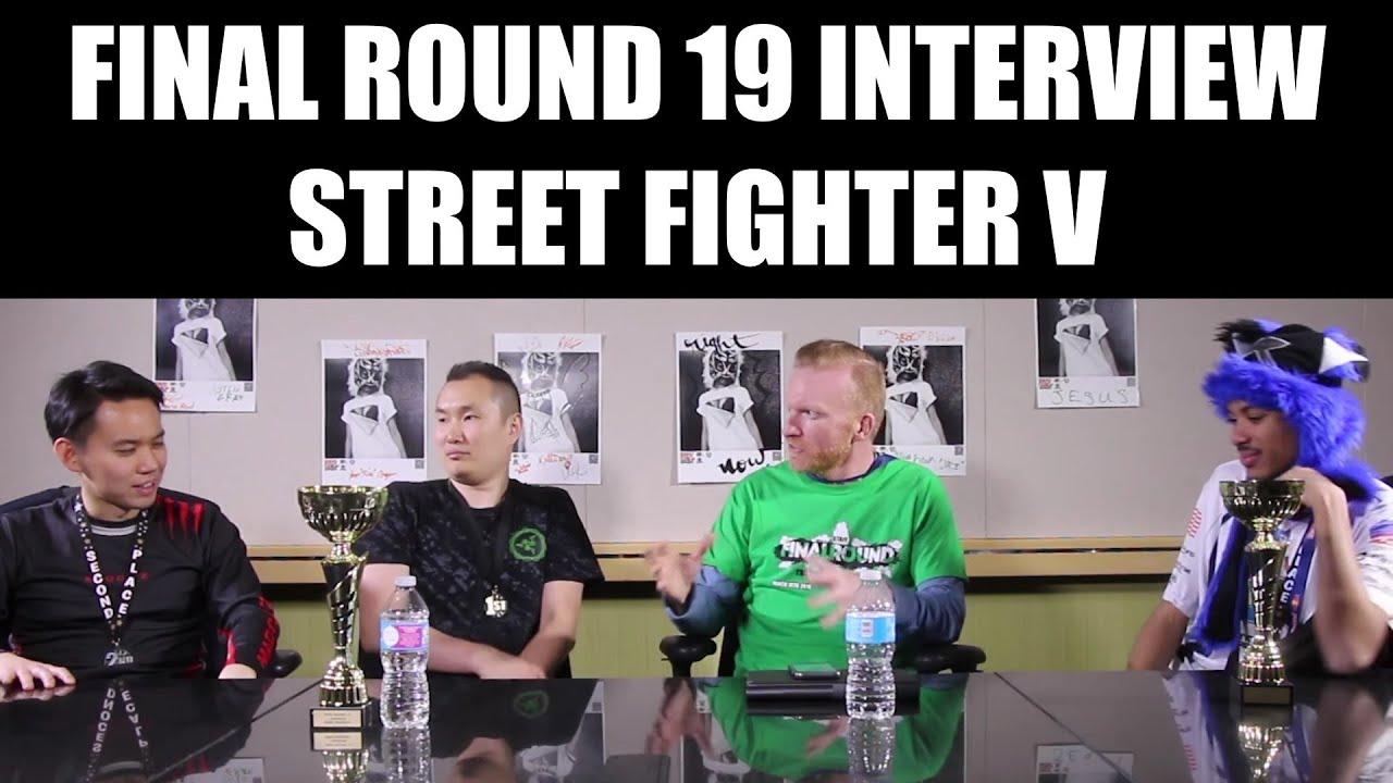 final round interview rzr infiltration mcz tokido cr sonic final round 19 interview rzr infiltration mcz tokido cr sonic fox