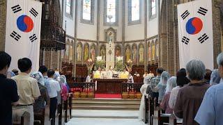 Giáo Hội Nam Hàn kêu cầu Đức Mẹ như ngọn hải đăng hy vọng trước sự bùng phát siêu nhanh coronavirus