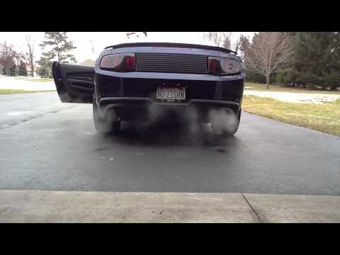 2012 Mustang 50 OR X Pipe Bama Ghost Tune Doovi