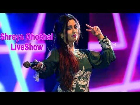 Ghar Mere Pardesiya From Kalank - Live Shreya Ghoshal Show From Dubai