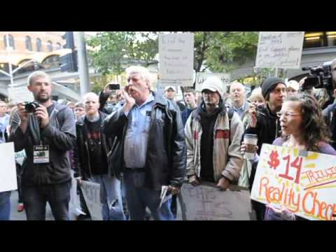 Occupy Spokane - Spokesman.com - Oct. 15, 2011.flv