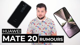 Huawei Mate 20 | Everything We Know | Trusted Reviews