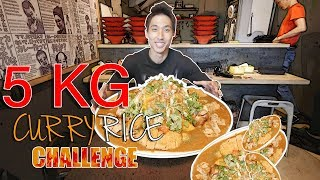 spicy curry challenge