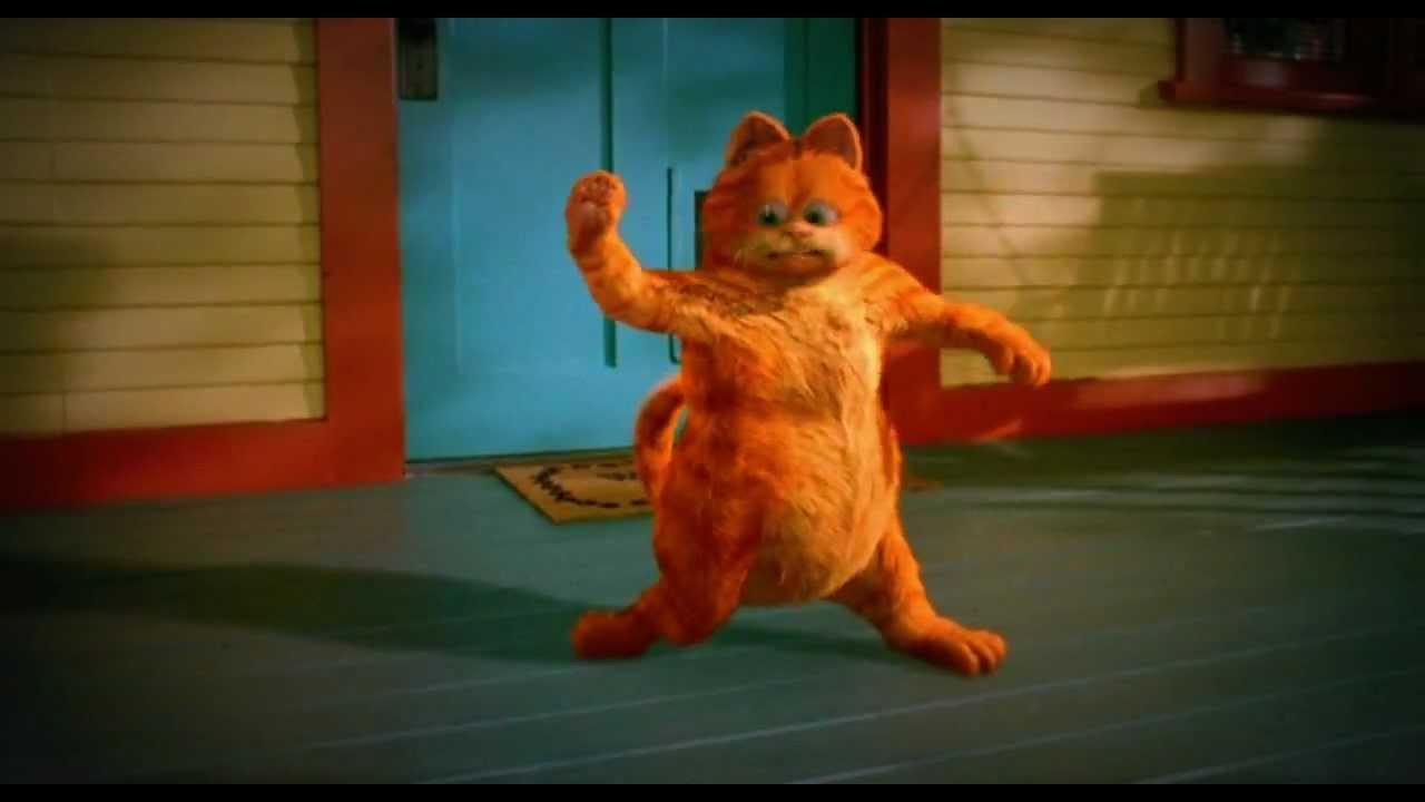 Garfield Dance - So Good - YouTube