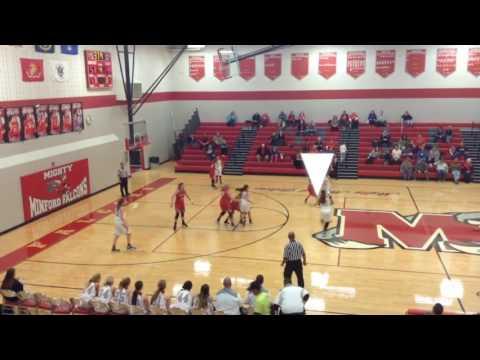 ERIN DANIELS 2018 Basketball Highlights Minford