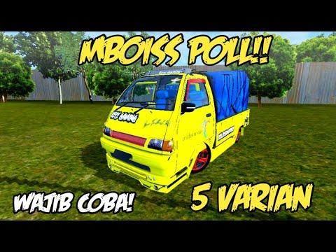5800 Mod Bussid Mobil Pick Up Ceper Gratis Terbaru