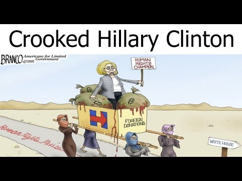Political Cartoons: Hillary Clinton, Deleted Emails, Jim Comey FBI Investigation .. Or Donald Trump?