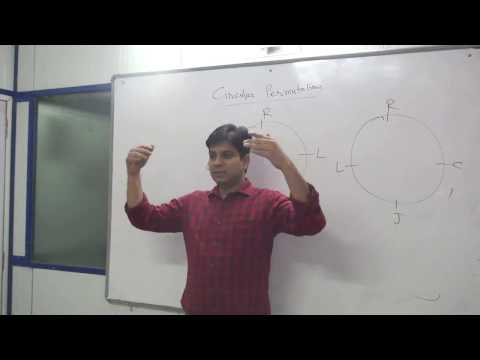 P&C :- Circular Permutation_theory_part1.mp4 For XI/XII/IIT